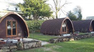 Glamping Pods, Tavistock Dartmoor Devon
